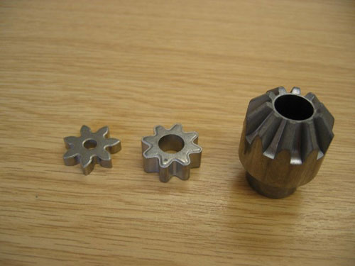 Various-gears