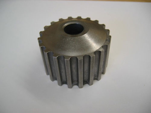 Crank-shaft-pulle