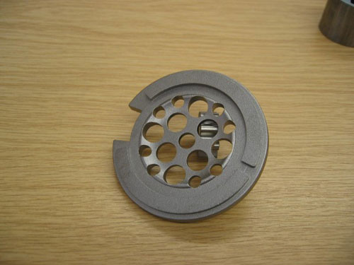 Engine-mounting-shock-absorber-component