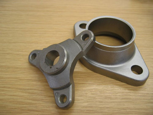 Pump-hub-and-Exhaust-flange